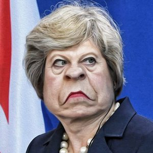 BREXIT: MayDay, May not, MayBe … all over