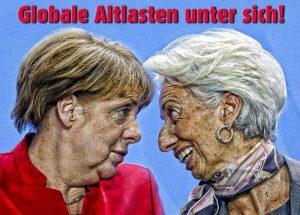 Umbau der EZB zur Zentralpeitsche der EUdSSR