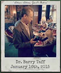 "1.16.15 Barry Taff: ""Aliens Above, Ghosts Below"""
