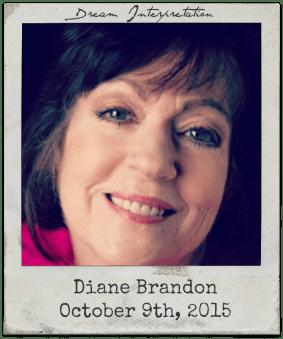 10.9.15 Diane Brandon: Dream Interpretation
