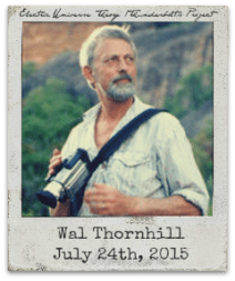 7.24.15 Wal Thornhill: Electric Universe Theory, The Thunderbolts Project
