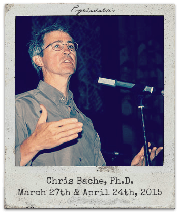 "3.27.15 + 4.24.15 Chris Bache, Ph.D.: ""Dark Night, Early Dawn"""