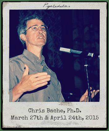 "3.27.15 + 4.24.15 Chris Bache, Ph.D.: ""Dark Night, Early Dawn"""