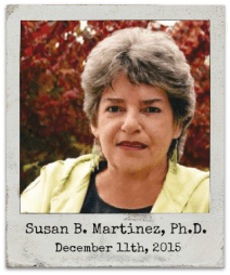 """12.11.15 Susan B. Martinez, Ph.D.: """"The Lost History of the Little People"""""""