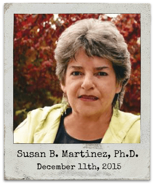 "12.11.15 Susan B. Martinez, Ph.D.: ""The Lost History of the Little People"""