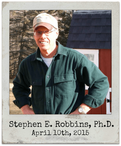 """4.10.15 Stephen E. Robbins: """"Time and Memory: A Primer On the Scientific Mysticism of Consciousness"""""""