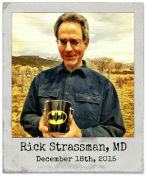 """12.18.15 Rick Strassman, MD: """"DMT and the Soul of Prophecy: A New Science of Spiritual Revelation in the Hebrew Bible"""""""