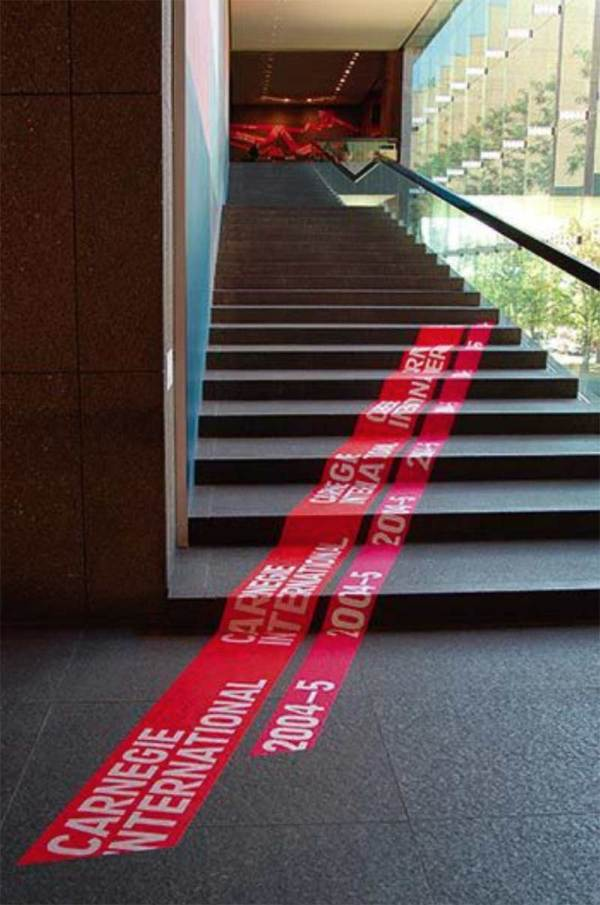 Innovative Museum Signage & Wayfinding Qps Print