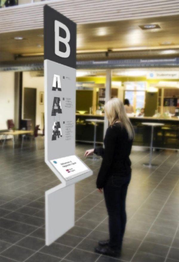 Museum-wayfinding-kiosk - Qps Print