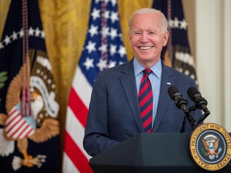 El presidente de EEUU, Joe Biden. EFE/EPA/SHAWN THEW