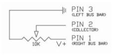 Interfacing a SoftPot Membrane Potentiometer