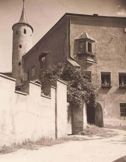 Gerichtsgebäude 1920