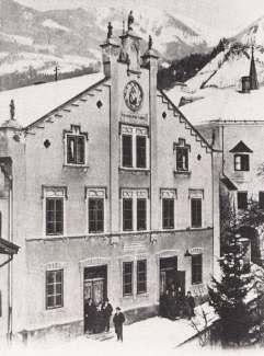 Gesellenhaus 1925
