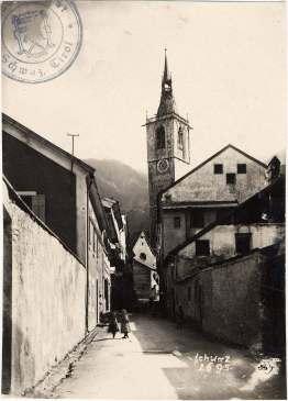 Tannenberggasse 1910