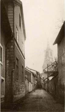 Tannenberggasse 1925