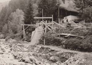 Brückenbau 1966 02