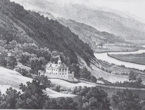 Ansitz Friedheim 1871