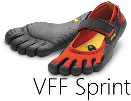 Vibram FiveFingers Sprint