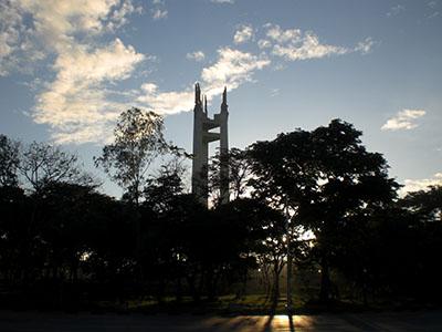 Quezon City's proud symbol