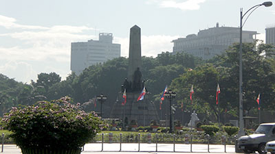 Rizal Monument (KM 0)