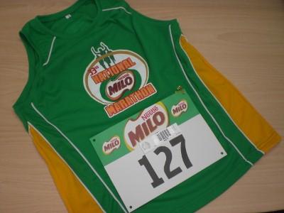 Set for my Marathon debut