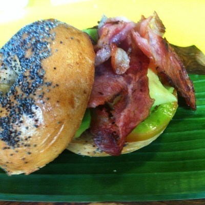 8 Places to Find Bagels in Bali