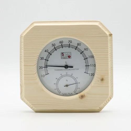 Sauna room Temperature Meter