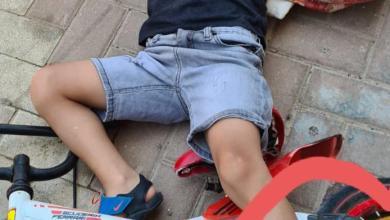 Photo of رهط: رجال والانقاذ يخلّصون رجل طفل علقت بدراجة هوائية
