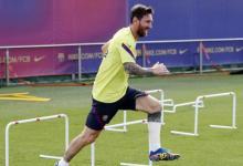 Photo of إصابة لاعب من برشلونة بفيروس كورونا