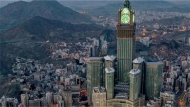 صورة قطاع الإيواء في مكة المكرمة لتبديد ركود فترة الجائحة