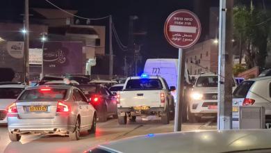 صورة إصابة شخص بإطلاق نار في كفرقرع