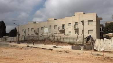 صورة مخطط_خطير لتحويل قصر المفتي الحسيني وسط القدس إلى كنيس يهودي.