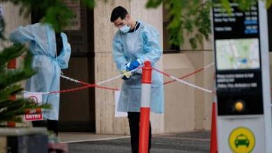 صورة أربع إصابات جديدة بكورونا بين المشاركين في «أستراليا المفتوحة»