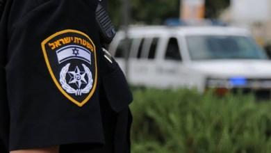 صورة اعتقال مشتبه من جسر الزرقاء بشبهة الاعتداء على افراد الشرطة