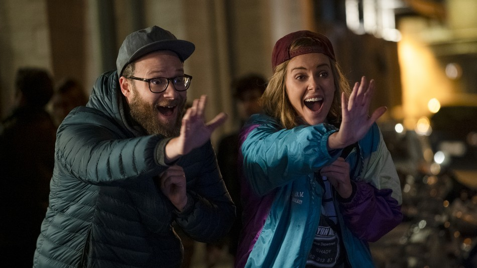 <em>Long Shot</em> review: political romcom is more hit than miss