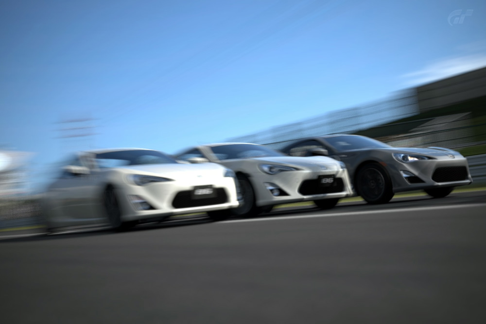 GT6 - FT86 Quick Match at Suzuka