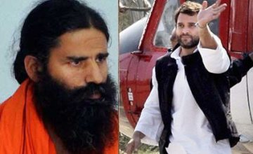 Enter the Dragon of Politics: Baba Ramdev and Sri Sri Ravi Shankar