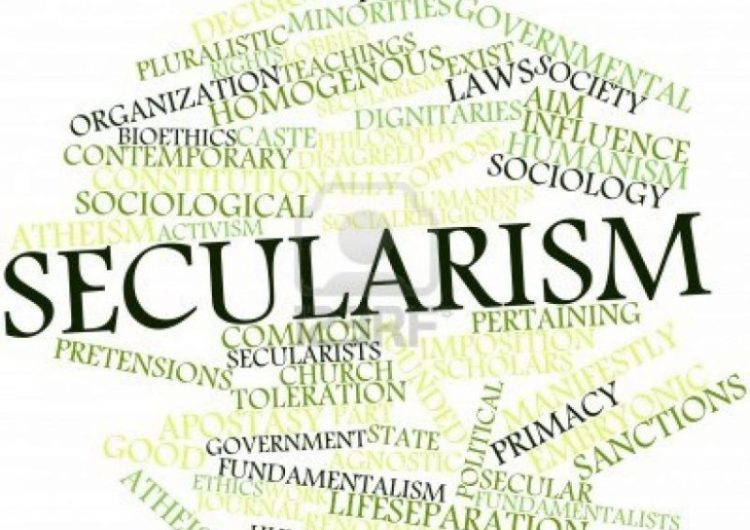 SECULARISM- In theory & Practice in the context of contemporary India