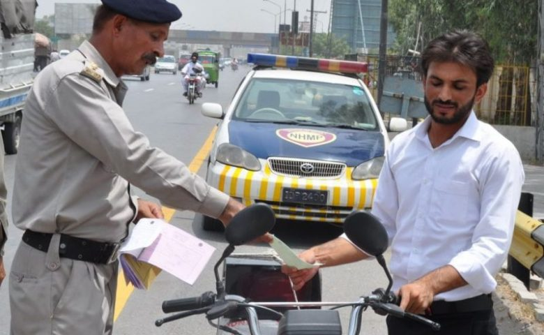 UP Police Launches New E-Challan System