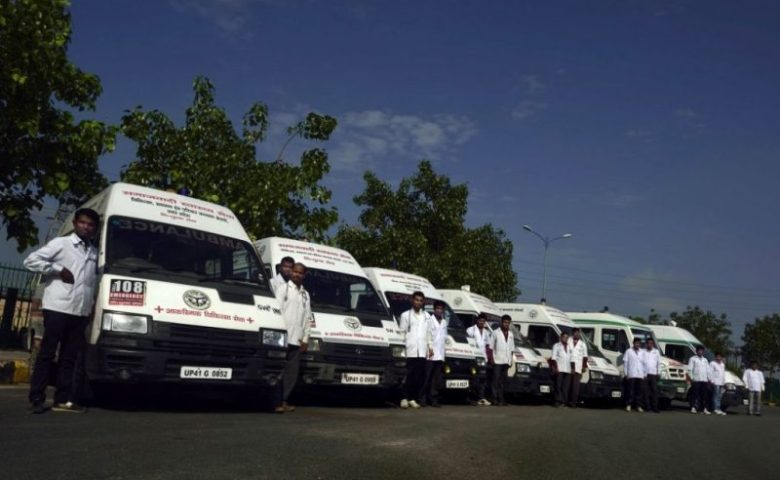 108 Samajwadi Swasthya Seva – Success Stories from the Largest Ambulance Network in India