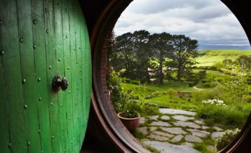 The Amazing Land of 'The Hobbits'