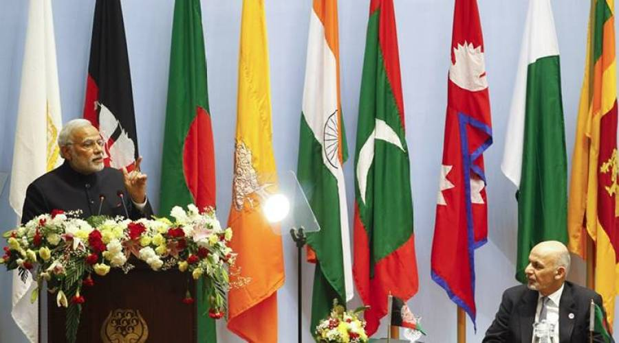 The SAARC is the world's third largest economy after the United States and China.