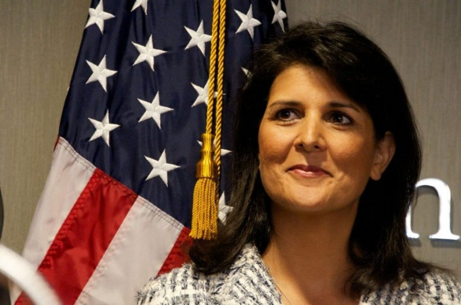 Nikki Haley and her role in party politics as a model minority | Photo Courtesy: Google Images