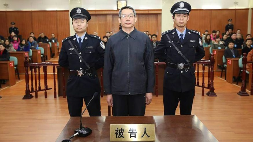 Prosecution in China