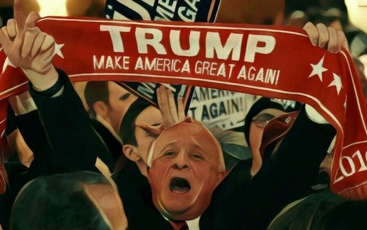 The 2016 US Presidential Elections — Impressions of a marginal academic