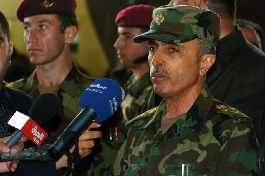 The ex-Chief of Staff of the Iraqi Joint Forces General Babaker Zebari had announced his plans to recapture Mosul from the hands of ISIS