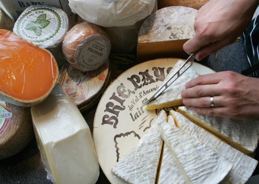 "The EU affords ""protected designation of origin"" (PDO) status to 180 cheeses."
