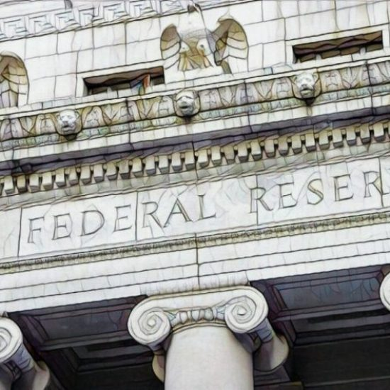 Central Federal Reserve and Trump