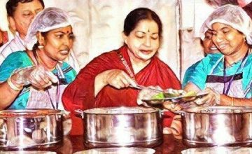 Amma Canteens and Welfarism in Tamil Politics