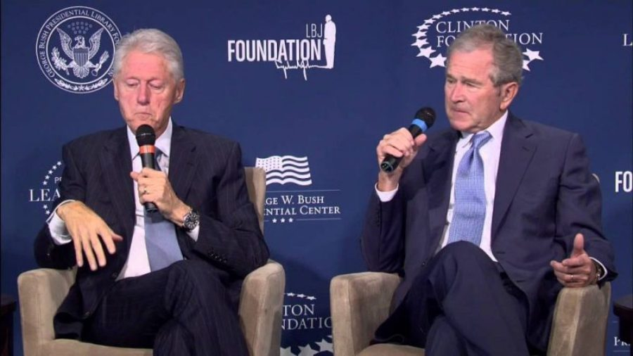 Both Bush and Clinton had health care reform plans similar to Affordable Care Act